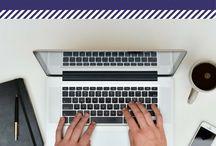 Work/Arbeit / Alles was mich rund um das Thema Arbeit und Bloggerleben interessiert
