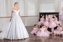 Coleção Ballet de Vestidos de Noiva