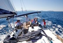 Sailing makes you happy!