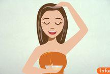 Как сделать маски для волос дома