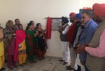 Inauguration of new school