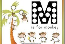 Animals- Monkeys Unit