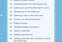 Christmas Elf On The Shelf Ideas