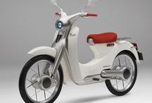 electrical mopeds