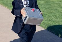 Roundup Post: Cute Ring Bearer Outfits
