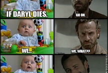 Comedy with the walking dead