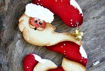 Adornos De Papá Noel
