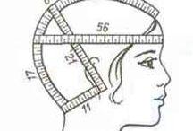 come misurare la testa per fare un cappello