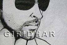 Disegni Fans Hrithik Roshan