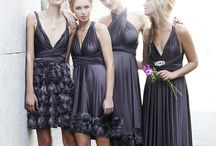 Wedding Party | Bridesmaids / Fashion ideas for bridesmaids and maids of honour