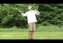 fly fishing video's