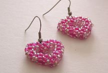 Beads, Beads, Beads / Jewelry ideas.  / by Tracy Roberts