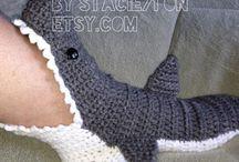 Slippers  --  Sharks