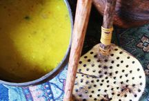 Food: Curries and dahl