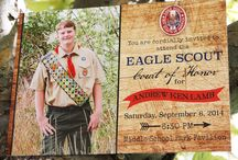 eagle scout / by Tania Clark