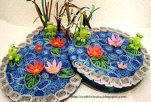 Awesome quilling / beautiful quilling that inspires me