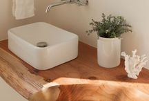 sink ideas and inspiration / alternative sink ideas for kitchens, bathrooms and toilets