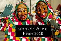 Karneval Umzug Herne 2018