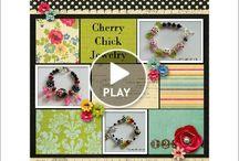 Cherry Chick Jewelry (Vicki ) / by Anna Marie Penix