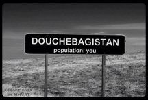 Douche bags