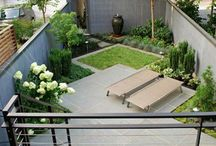 Spa landscaping