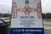 IEC General Meeting 2015 / IEC 79th General Meeting   Minsk, Belarus 12-16 October 2015 / by IEC (International Electrotechnical Commission)