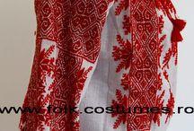Ia romaneasca Romanian ia / Is a specifian roumanian cloth...wonderful.