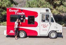 Ice Cream Truck / Sweet Treats Ice Cream Truck