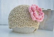 Crochet Hats / by Michelle Cowley