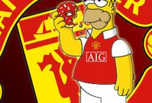 MANCHESTER UNITED / by Prince Douroucoulis