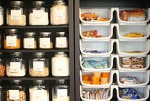 Pantry! / Tips on how to organise my messy pantry :-)