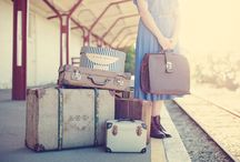 Vintage Look / Photos with vintage looking things and clothes..