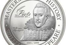 Luxus-Münzen Silber Edition