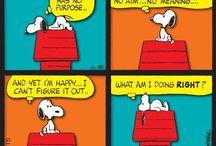 Peanut comics