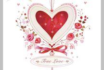 COEURS - HEARTS / Banque de cœurs !