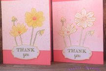 Stampin' up! - Helping me Grow