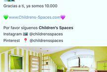 Children's Spaces stuff