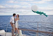 Sailboat Weddings / Sailboat Weddings in Maui, Hawaii