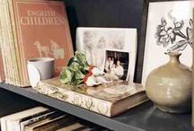 Bookshelves / by Tamara Hill Murphy