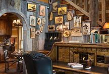 Stairs / Appalachian Log & Timber Homes Client Stair Gallery