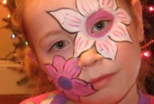 Face painting / by Caley Mayo