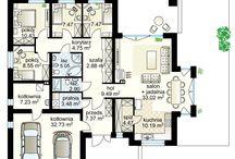 Ház alaprajzok