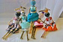 bamboline bijoux