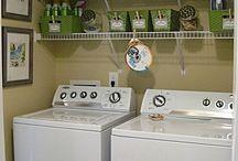 Laundry corner / Casa