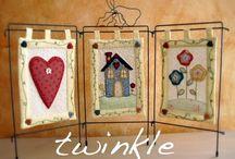 quilts : mini