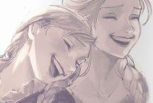 Anna & Elsa of Arendelle    disney collection