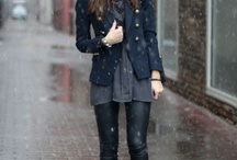 outfits / style inspiration where everything just ... clicks
