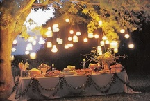 For Outdoor Spaces / Ideas for outdoor living! / by Heather Holmes