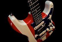 Guitars / by Steve Pollastrini
