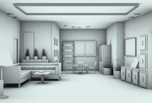 Bedroom Modeling